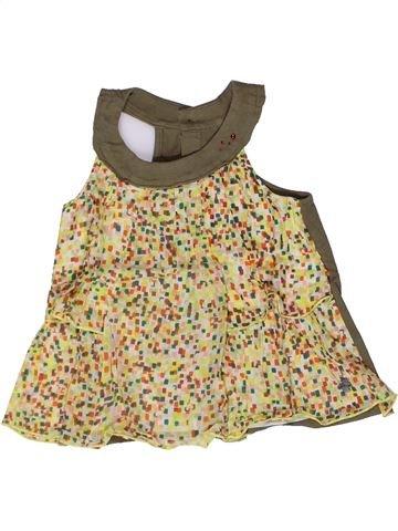 Camiseta sin mangas niña JEAN BOURGET beige 3 años verano #1269551_1