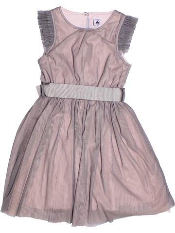 Robe fille PETIT BATEAU violet 5 ans été #1269592_1