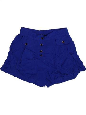 Short-Bermudas niña CANDY COUTURE azul 9 años verano #1269704_1