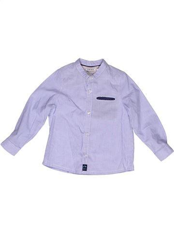 Camisa de manga larga niño IKKS gris 2 años invierno #1269721_1