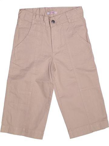 Pantalón corto niño CLAYEUX gris 10 años verano #1269815_1