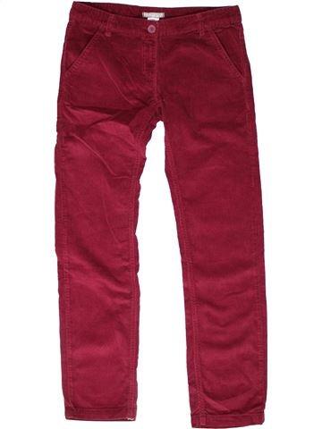 Pantalón niña LA REDOUTE CRÉATION violeta 12 años invierno #1269830_1