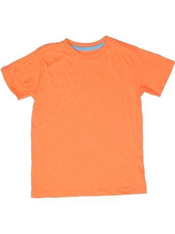 T-shirt manches courtes garçon DUNNES STORES orange 7 ans été #1270735_1