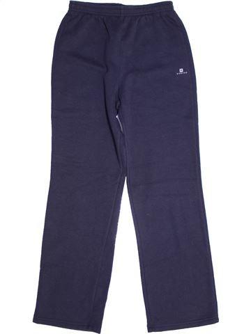 Sportswear garçon DOMYOS bleu 14 ans hiver #1270893_1