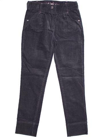 Pantalón niña SERGENT MAJOR azul 10 años invierno #1270944_1