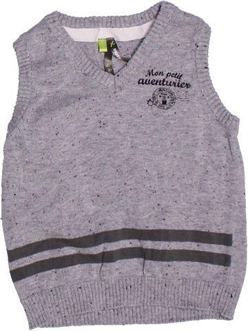 jersey niño ORCHESTRA gris 2 años invierno #1271178_1