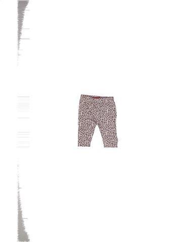 Legging fille TISSAIA violet 3 mois été #1271225_1