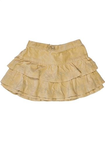 Jupe fille CHICCO beige 2 ans hiver #1271370_1