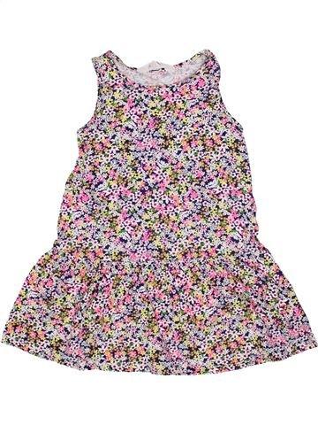 Vestido niña H&M beige 6 años verano #1271741_1