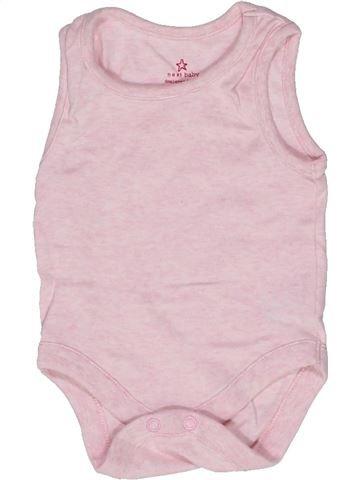 T-shirt sans manches fille NEXT rose 1 mois été #1271750_1