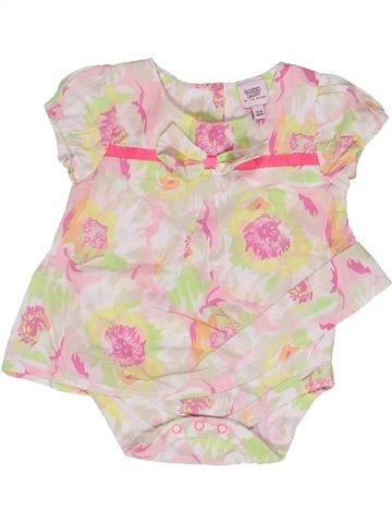 Blusa de manga corta niña TED BAKER beige 6 meses verano #1271753_1