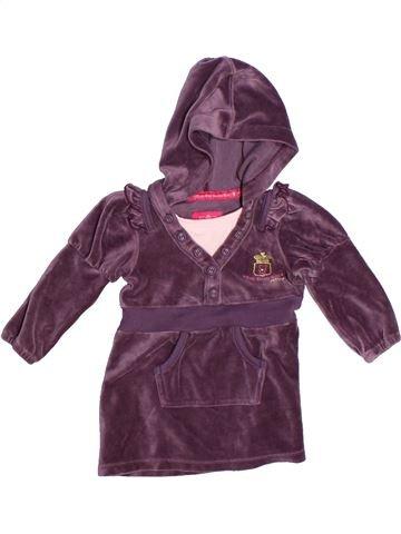 Vestido niña CHICCO violeta 6 meses invierno #1272017_1