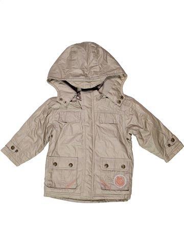 Manteau garçon ORCHESTRA gris 12 mois hiver #1272151_1