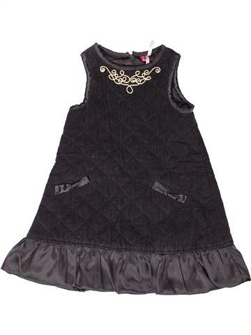 Vestido niña ORCHESTRA negro 3 años invierno #1272153_1