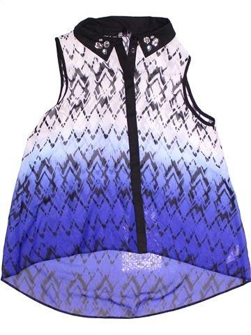 Blusa de manga corta niña CANDY COUTURE violeta 14 años verano #1272662_1
