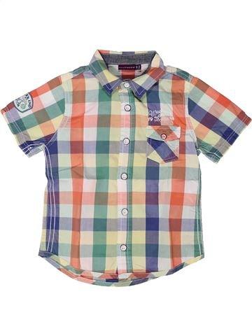 Camisa de manga corta niño SERGENT MAJOR gris 3 años verano #1272785_1