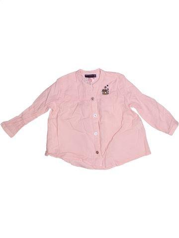 Blusa de manga larga niña SERGENT MAJOR rosa 2 años invierno #1272849_1