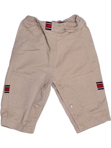 Pantalon garçon SANS MARQUE beige 12 mois été #1272949_1