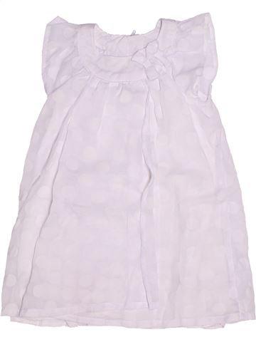 Vestido niña TAPE À L'OEIL blanco 2 años verano #1272951_1
