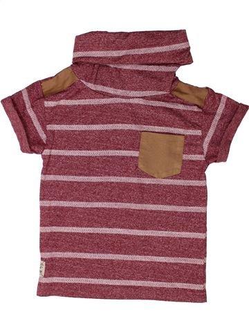 T-shirt manches courtes garçon PRIMARK marron 4 ans été #1273074_1