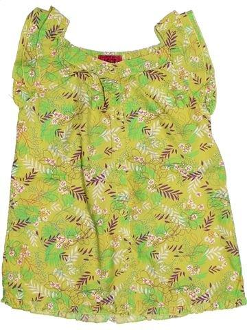 Blusa de manga corta niña LA COMPAGNIE DES PETITS verde 8 años verano #1273115_1