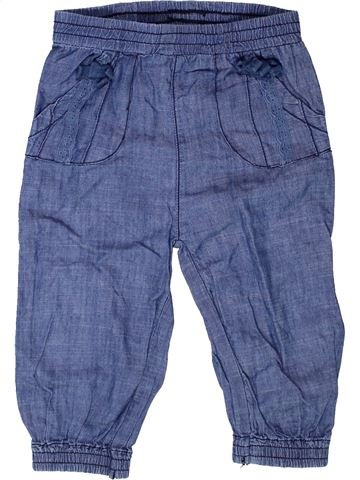 Pantalon fille BABY bleu 18 mois été #1273121_1