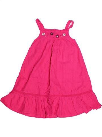 Vestido niña ORCHESTRA rosa 3 años verano #1273201_1