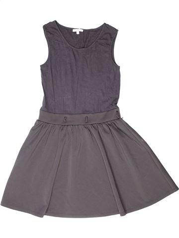 Vestido niña BLUEZOO gris 13 años verano #1273496_1
