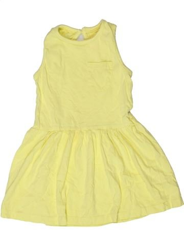 Vestido niña PRIMARK amarillo 2 años verano #1273512_1