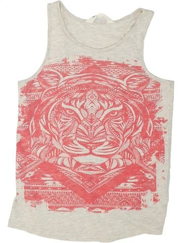 Camiseta sin mangas niña H&M violeta 12 años verano #1273707_1
