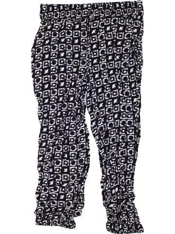 Pantalon fille DUNNES STORES noir 4 ans été #1273732_1