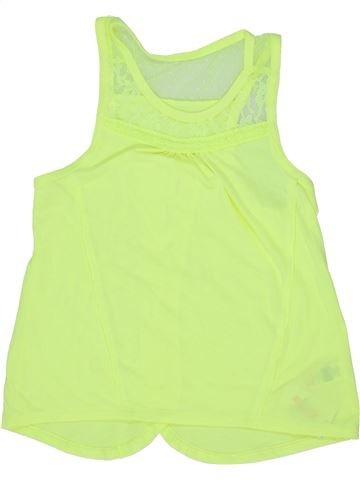 T-shirt sans manches fille DUNNES STORES vert 9 ans été #1273988_1