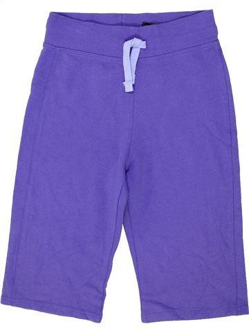 Short-Bermudas niño H&M violeta 8 años verano #1274078_1