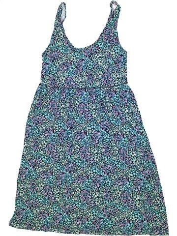 Vestido niña H&M azul 14 años verano #1274187_1
