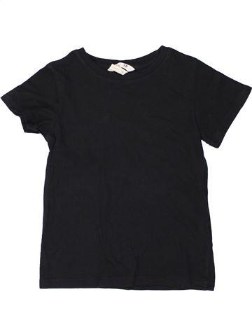 Camiseta de manga corta niño H&M negro 4 años verano #1274437_1