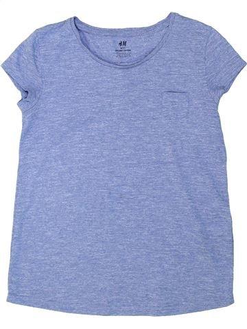 T-shirt manches courtes garçon H&M bleu 12 ans été #1274439_1