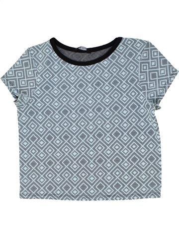 Camiseta de manga corta niña CANDY COUTURE gris 13 años verano #1274596_1