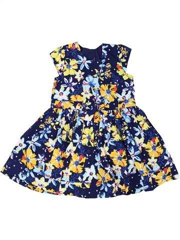 Robe fille MATALAN bleu 2 ans été #1274723_1