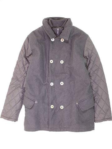 Manteau garçon YCC-214 gris 12 ans hiver #1275119_1