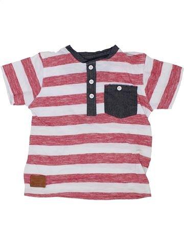 T-shirt manches courtes garçon PRIMARK blanc 6 ans été #1275390_1