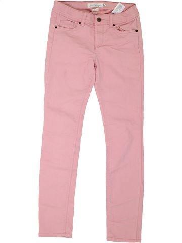 Pantalón niña H&M rosa 12 años invierno #1275473_1