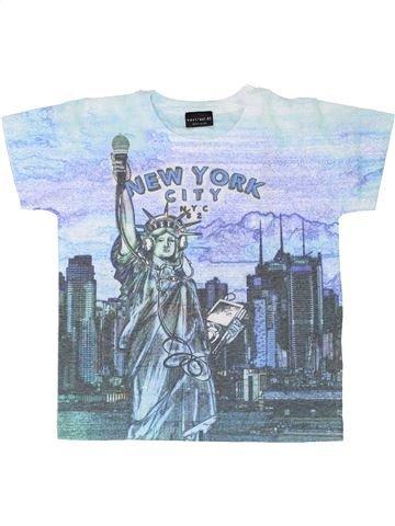 T-shirt manches courtes garçon NEXT bleu 5 ans été #1275754_1