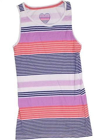 Camiseta sin mangas niña PRIMARK rosa 13 años verano #1276279_1