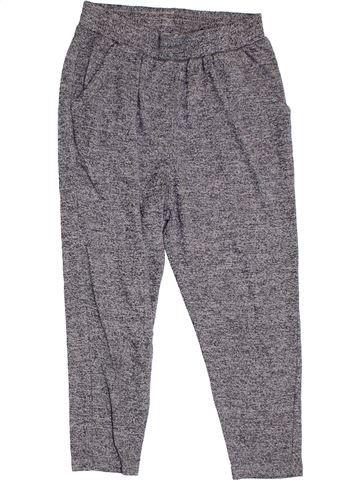 Pantalón niña H&M violeta 11 años verano #1276592_1