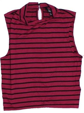 Camiseta sin mangas niña NEW LOOK violeta 14 años verano #1276700_1