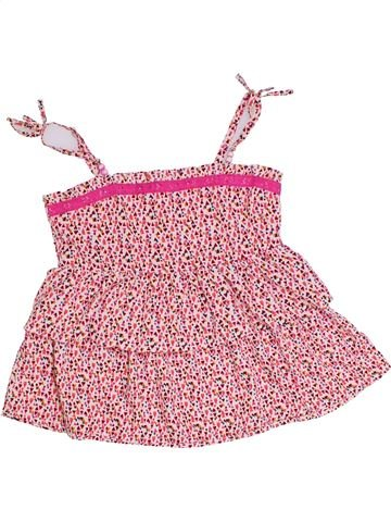 Blusa de manga corta niña KYLIE rosa 11 años verano #1276735_1