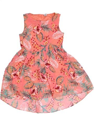 Robe fille TU rose 6 ans été #1276826_1
