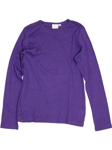 Camiseta de manga larga niño ALIVE violeta 12 años invierno #1276921_1