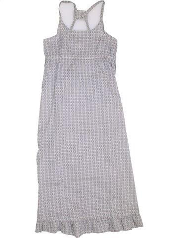 Vestido niña CYRILLUS gris 12 años verano #1278329_1