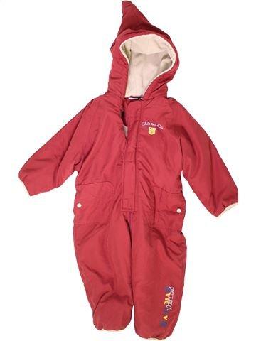 Mono-polar niño IMPIDIMPI rojo 3 años invierno #1278947_1
